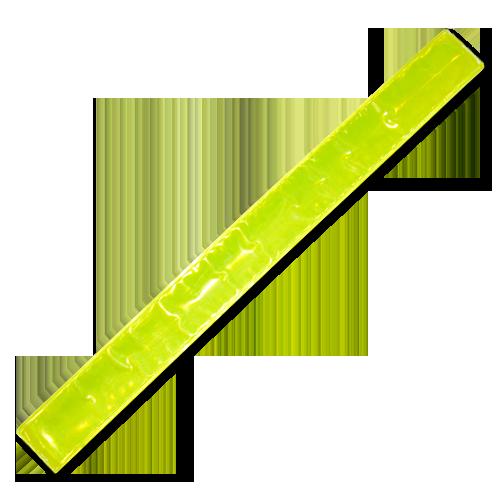 4 Stücke Reflektorbänder 40 Cm Gelb Maxeurode